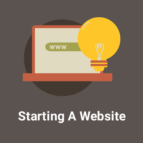 Beginners Guide To Starting A Website
