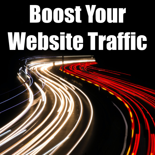 Boost Your Website Traffic