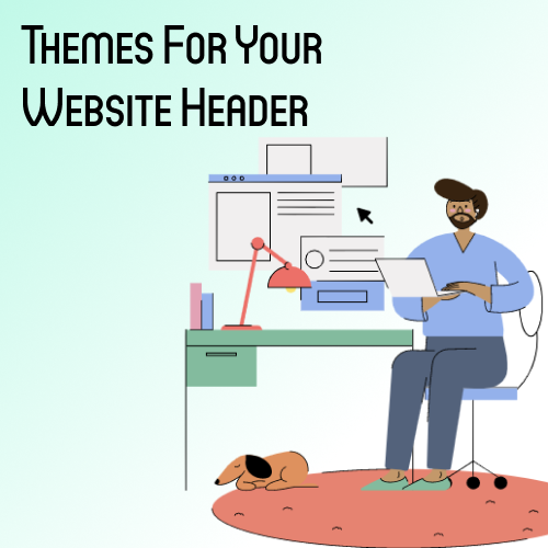 Themes For Your Website Header