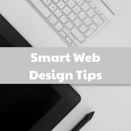 Smart Web Design Tips